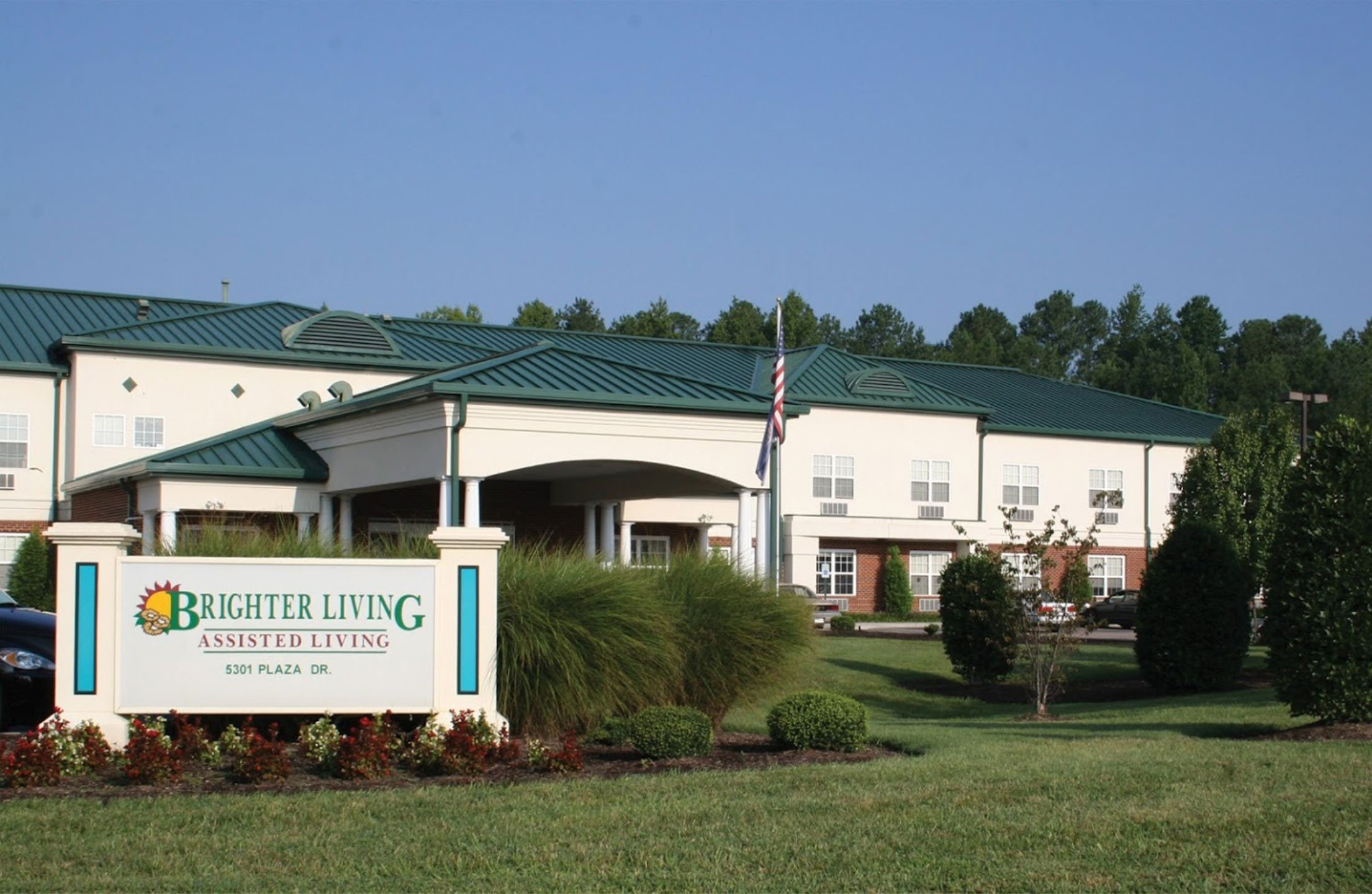 Brighter Living Assisted Living Center – McAllister + Foltz